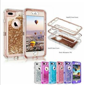 Accessories - 360° Liquid Glitter Bling Case For iPhone
